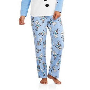 Women's Fleece Pajama Pants Sizes 2XL